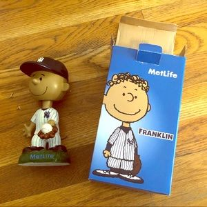 Limited Edition NY Yankees Bobble Head Franklin